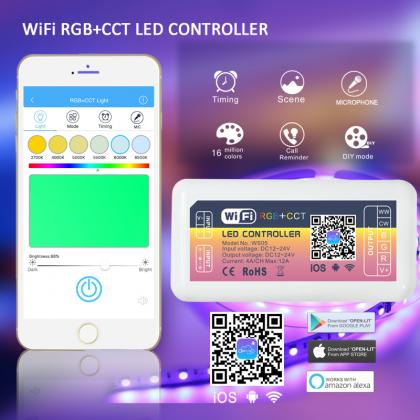 wifi led controller-Product Center-Aimight Technology Co ,LTD-